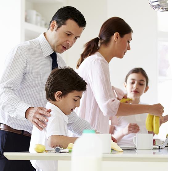 MBI Systèmes persona famille services contrôle de l'éclairage centralisé